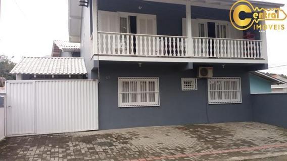 Casa Com 10 Dormitório(s) Localizado(a) No Bairro Armaçao Em Penha / Penha - 531