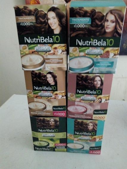 Cajas De Nutribela10