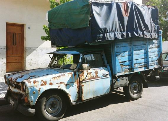 Rastrojero Indenor Diesel Modelo 1974 Iame - Pick Up
