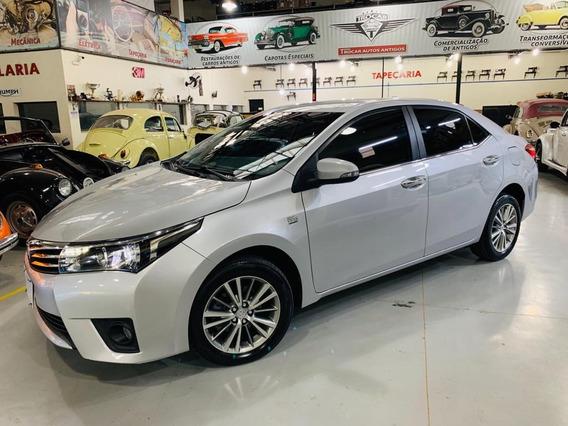 Toyota Corolla Altis 2015 2.0 Aut Top De Linha - Único Dono