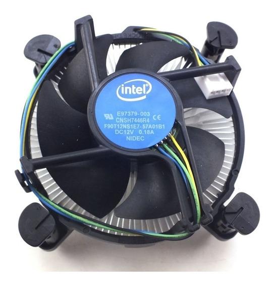 Cooler Lga 1156/1155/1150/1151 Intel Original I3 I5 I7