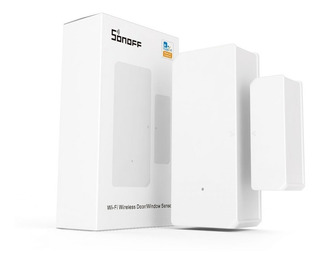 Sonoff Sensor Wifi Dw2 Puerta Ventana Inteligente Domotica