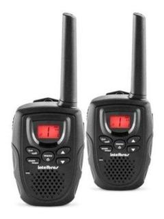 Rádio Comunicador Intelbras, Função Vox, 2 Rádios, Rc 5002