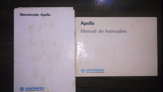 Vw Apollo Manual Do Proprietario