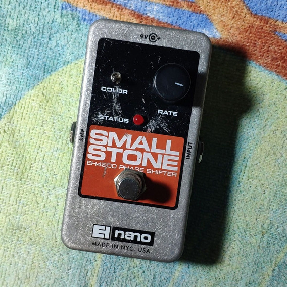 Electro-harmonix Small Stone Phaser - Willaudio
