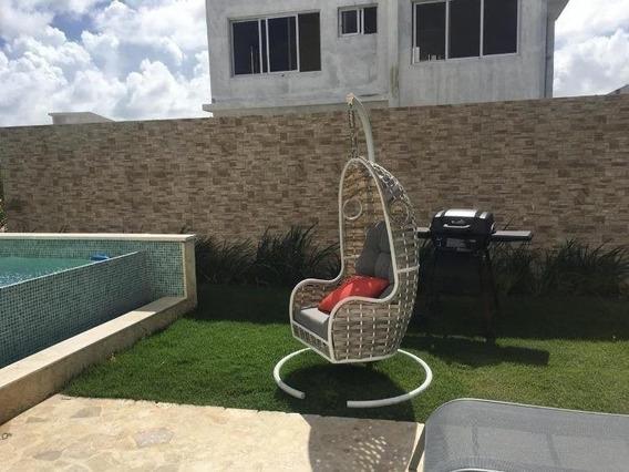 Vendo Hermosas Casas En Punta Cana De 3hab