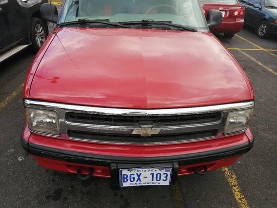 Chevrolet Blazer Americano