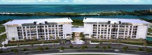 Departamento En Venta Con Vista Al Mar, Ubicado En Lujosa Zona De Cancún, Mod. N-1i Allure
