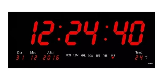 Reloj Digital Numero Led