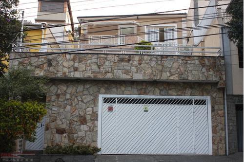 Residência Assobradada ! Vila Ester - Ampla - St10038