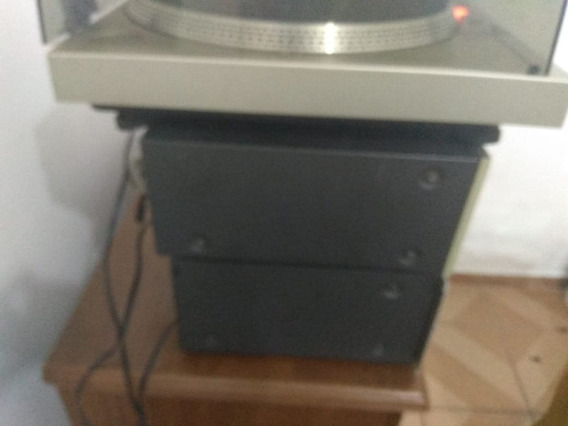 Toca Disco Sony Ps-t20bs-vintage