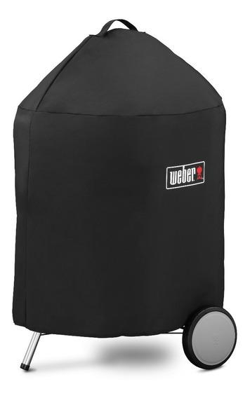 Weber Funda Para Asador De Carbón De 22 Pulgadas - Kettle Premium, Mastertouch - 7150
