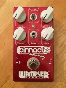 Wampler Pinnacle Distortion Pedal Guitarra Original