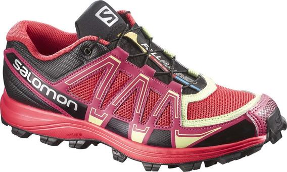 Zapatillas Mujer Salomon - Trail Running - Fellraiser