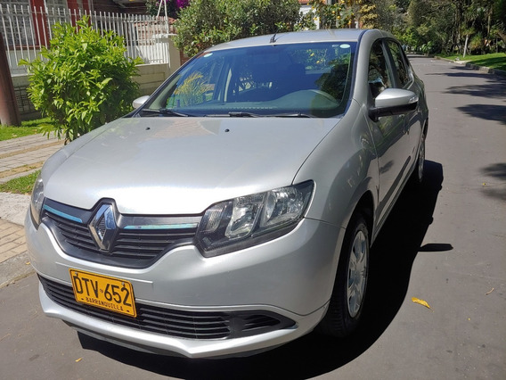 Renault Logan Expression Full Automatico Abs Airbags 1600cc
