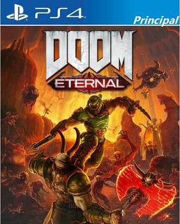 Doom Eternal Digital Original +juegos Gratis Ps4 Garantía