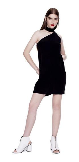 Vestido Amy Rayon Casual Largo Medio Mujer Complot