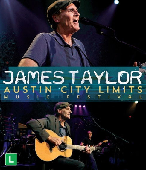 James Taylor - Austin City Limits - Music Festival - Dvd