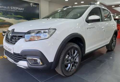 Renault Sandero Stepway 1.6 16v Adjudicado Con $360.000   Jl