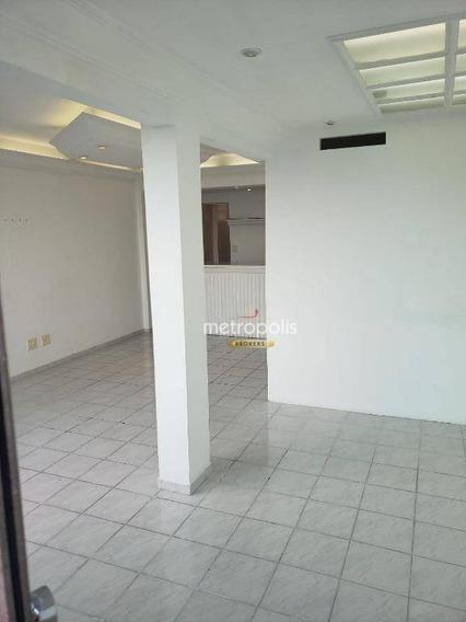 Sala Para Alugar, 70 M² Por R$ 1.600/mês - Centro - São Caetano Do Sul/sp - Sa0408