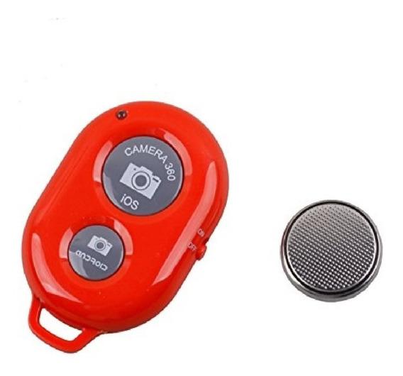 Obturador Controle Remoto Bluetooth Ab Shutter Diparar Fotos