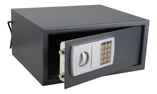 Caja Fuerte De Seguridad 43x36x20cm Digital Box 430 En Acero