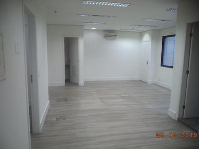 Conjunto À Venda, 41 M² Por R$ 494.280 - Vila Olímpia - São Paulo/sp - Cj4977