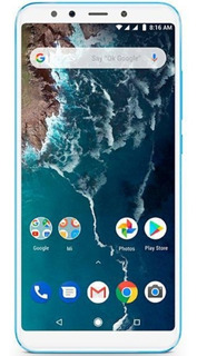 Celular Xiaomi Mi A2 64gb Lançamento Versão Global 4gb Ram