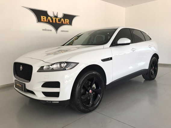 F-pace 2.0 Prest