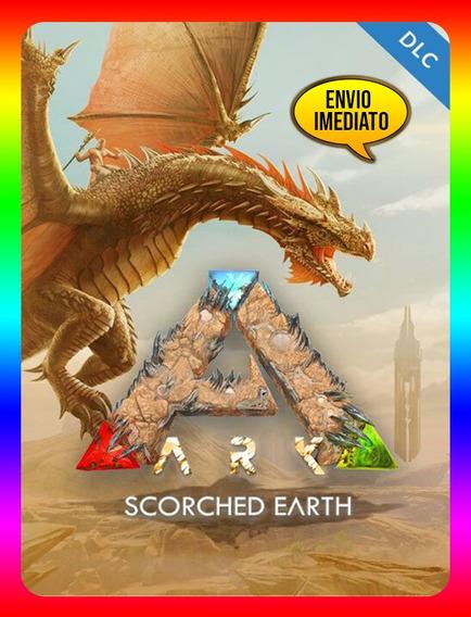 Ark Survival Scorched Earth Dlc Pc - Steam Key (envio Já)