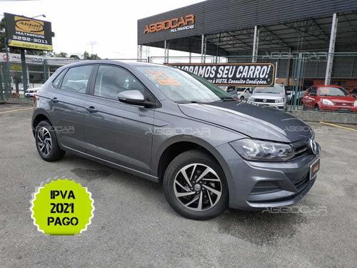 Volkswagen Polo 1.6 Msi 2020 Completo Ipva Pago