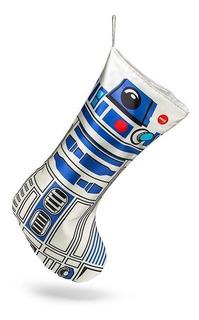 Bota Navideña Star Wars R2d2 Jedi Original Thinkgeek