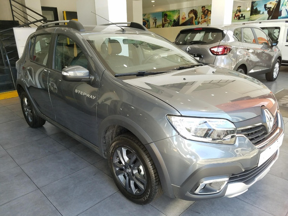 Stepway Intens 1.6 Cvt Oferta Hot Sale!! + Tasa 0% (aes)