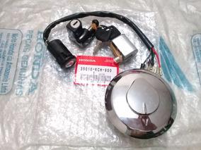 Kit Chave Ignição Trava Original Honda Titan 95 96 97 98 99