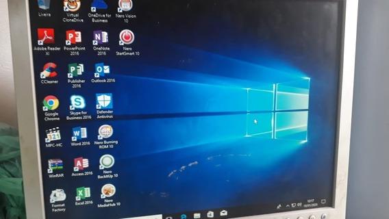 Computador Core2duo Hd 500gb 3gb Ram Com Windows 10 Promoção