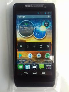 Celular Motorola Razr D3 Xt920 Duos Chips Ler Descrição