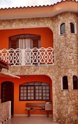 Sobrado Com 3 Dormitórios À Venda, 150 M² Por R$ 700.000,00 - Vila Alpina - São Paulo/sp - So0285