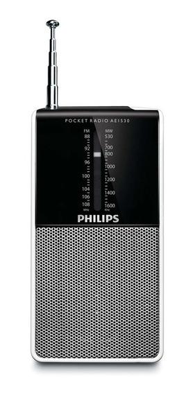 Radio Portátil Philips Ae1530/00 Am Fm Tamaño Bolsillo