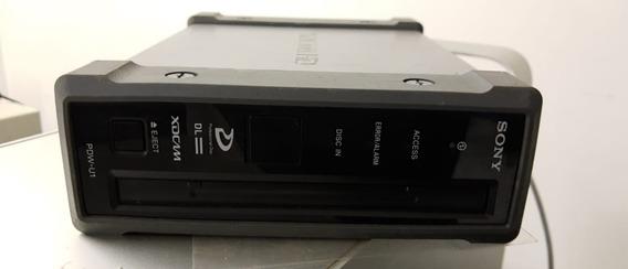 Sony Pdw-u1 Leitor/gravador De Disco Xdcam