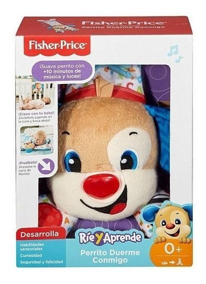 Ríe Y Aprende Perrito Duerme Conmigo - Fisher Price
