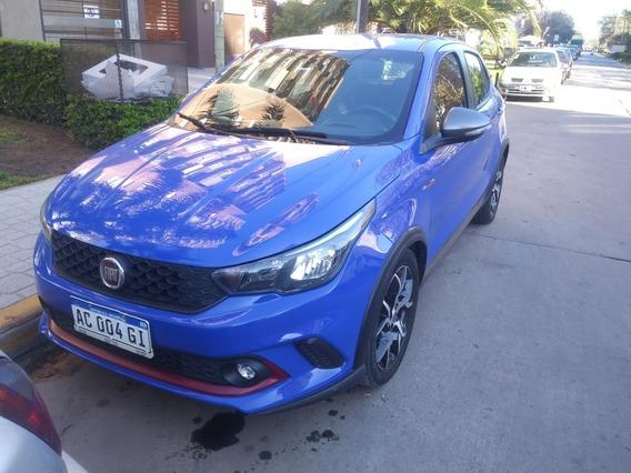 Fiat Argo 2017 1.8 Hgt