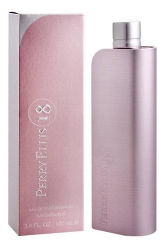 Imagen 1 de 1 de Perfume Dama Perry Ellis 18 100 Ml Edp Original Usa