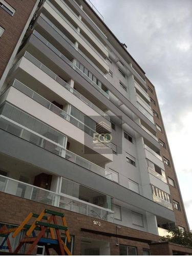Imagem 1 de 12 de Apartamento Com 3 Dormitórios À Venda, 83 M² Por R$ 350.000,00 - Areias - São José/sc - Ap2041