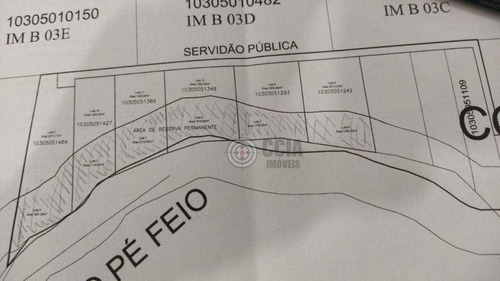 Imagem 1 de 1 de Terreno À Venda, 2592 M² Por R$ 259.204,00 - Vila Shalon - Foz Do Iguaçu/pr - Te1636