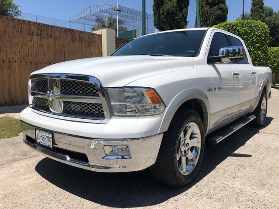 Dodge Ram Laramie 5.7 Hemi Aut 4x2 Piel A/a E/e Rin 20