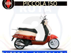 Scooter Gilera Piccola 150 0km Retro Vintage
