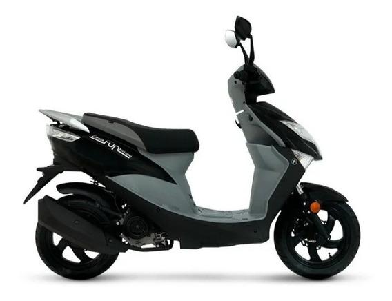 Scooter Motomel Fun 80