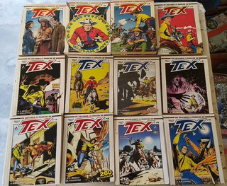 Os Grandes Clássicos De Tex! Vários! Mythos! R$ 15,00 Cada!