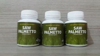 Saw Palmetto 500mg 240 Cápsulas