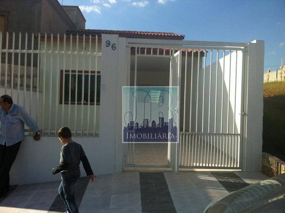 Casa Com 2 Dormitórios À Venda Ou Permuta, 96 M² Ato De R$150.000 - Araçariguama/sp - Ca0011